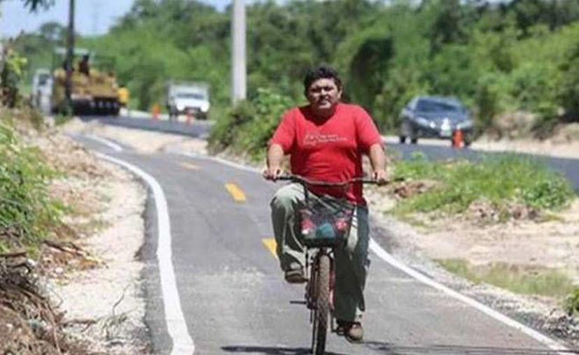 En agosto próximo se estrenarían estas ciclovías en distintos municipios del centro del estado. (Facebook/ Comey)