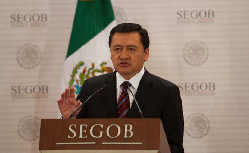 La idea es que todos los partidos se sienten a analizar las propuestas, señaló Osorio Chong. (Archivo/Notimex)