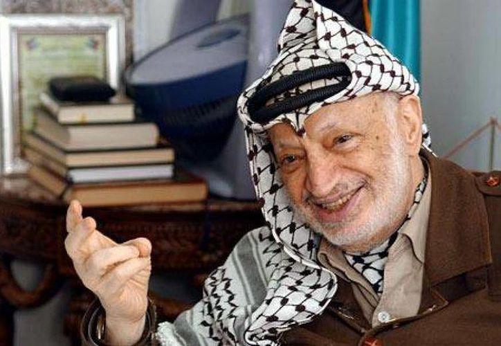 Yasser Arafat murió en 2004, a los 75 años. (lagazzettadf.com)