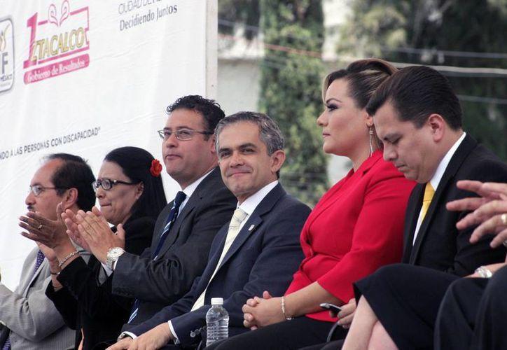 Enjuician que Mancera se manifieste a favor de la legalización de la mariguana en la capital del país. (Archivo/Notimex)