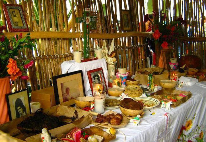 Anuncian Hanal Pixán que se realizará el próximo 2 de noviembre en la comunidad maya de Tres Reyes. (Archivo/SIPSE).