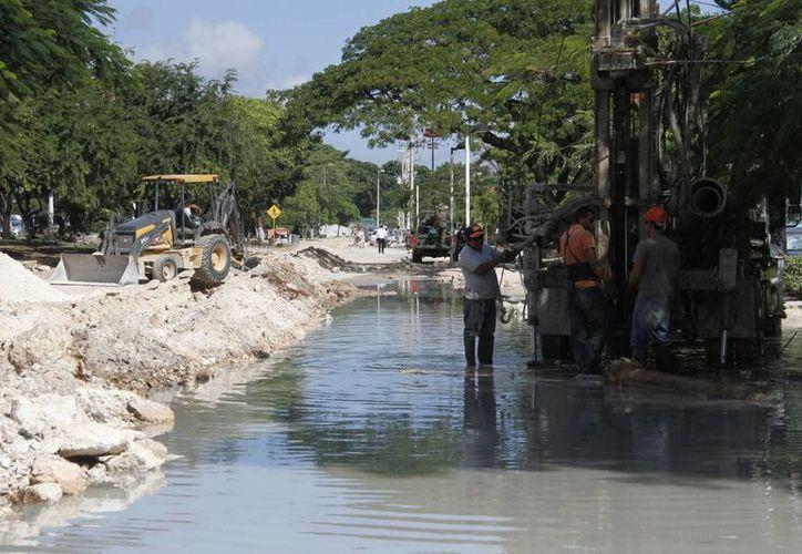 La inversión para la obra es de 5.73 millones de pesos, para renovar una infraestructura con más de 30 años de antigüedad. (Tomás Álvarez/SIPSE)