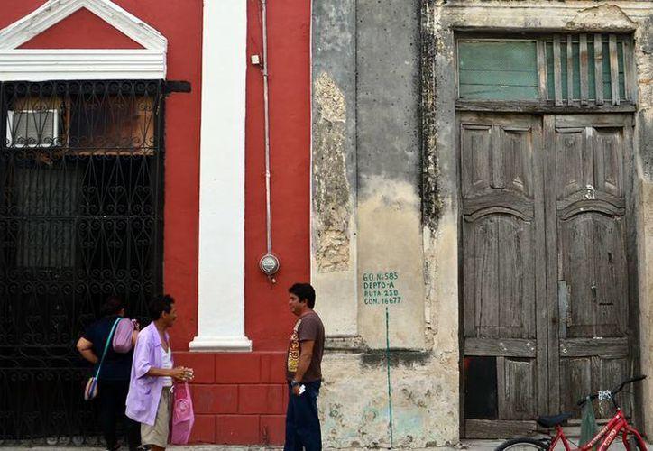 En Mérida aún se puede vivir en el centro y no como en otros países que los ciudadanos tienen que habitar en lugares muy lejanos. (Milenio Novedades)
