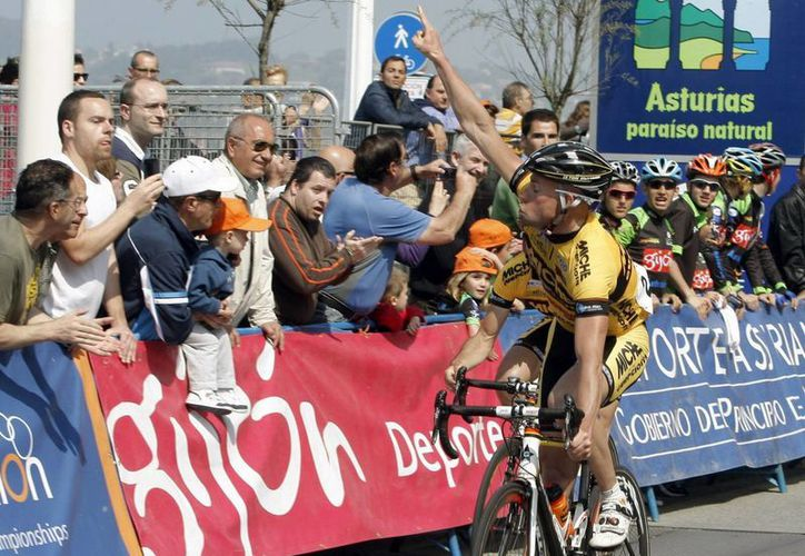 El ciclista admitió haber consimido EPO y otras sustancias. (Foto: EFE)