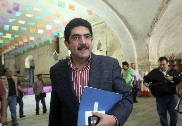 Manuel Espino saludó la creación del partido político dirigido por Martí Batres. (Archivo/Notimex)