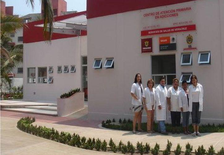 Centros Nueva Vida  en Veracruz. (Milenio Diario)