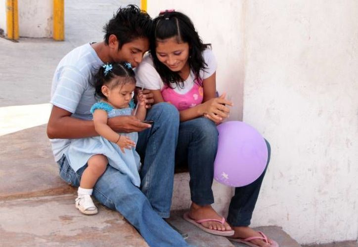 Se pretende evitar que los hijos de un matrimonio en proceso de divorcio sufran, dijo la fiscal Celia Rivas. (SIPSE)