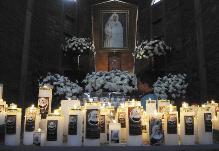 """Laura Montoya y Upegui perteneció a las """"madres lauritas"""". (Agencias)"""