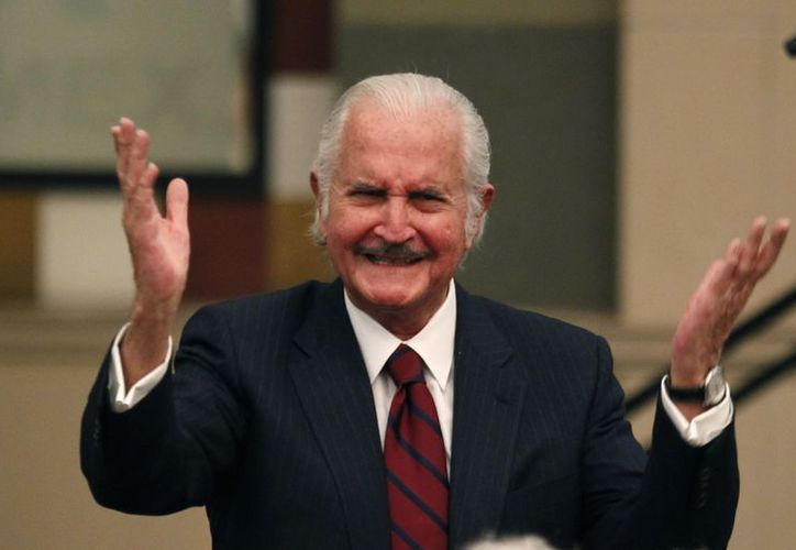Carlos Fuentes falleció el 15 de mayo de 2012 en la Ciudad de México. (Agencias)