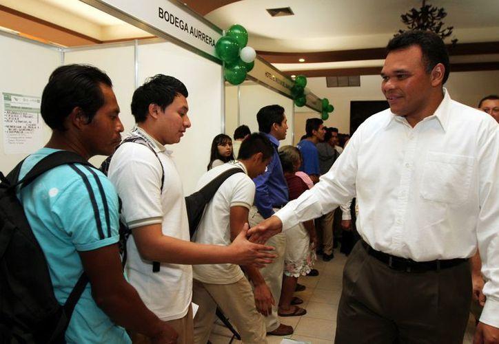 En Valladolid se ofrecieron más de dos mil vacantes. (Milenio Novedades)