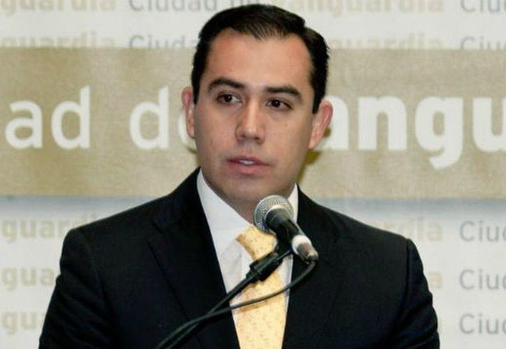 Jesús Orta Martínez, próximo titular de Secretaria de Seguridad Pública. (Radio Fórmula)