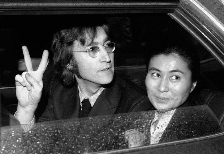 La cinta abordará la vida de Yoko Ono y John Lennon tras la separación de The Beatles. (Archivo/ AP)