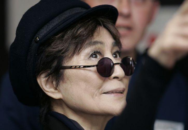 """""""The Beatles se estaban volviendo muy independientes cada uno"""" dijo Ono. (Reuters)"""