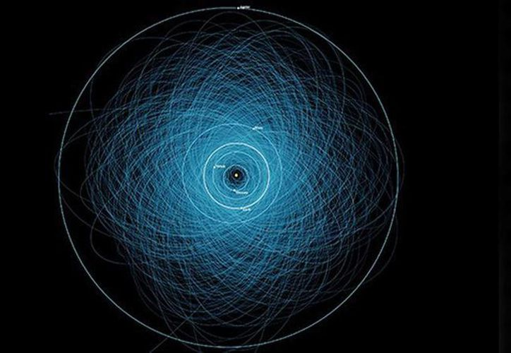 El Laboratorio de Propulsión a Chorro de la Nasa es el encargado de estudiar los objetos y cometas cercanos a la Tierra. (RT)