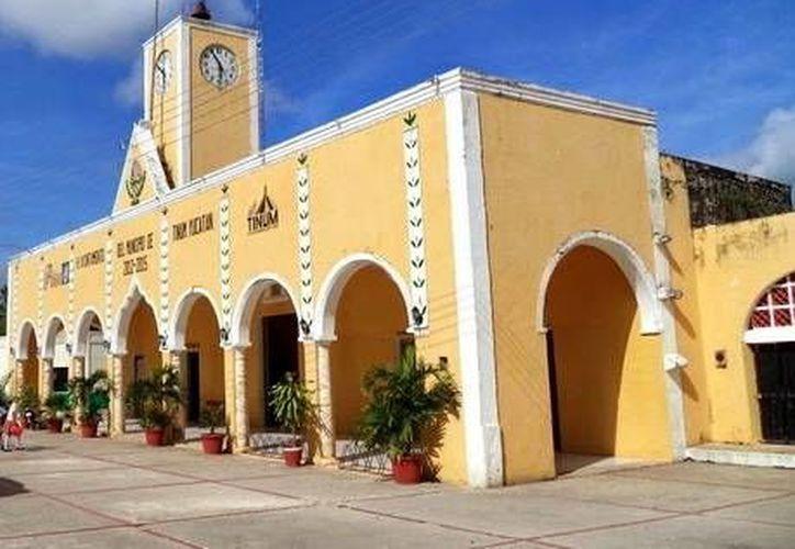 El ayuntamiento de Tinum fue sancionado por su negativa a pagarle a cuatro funcionarios. (Milenio Novedades)