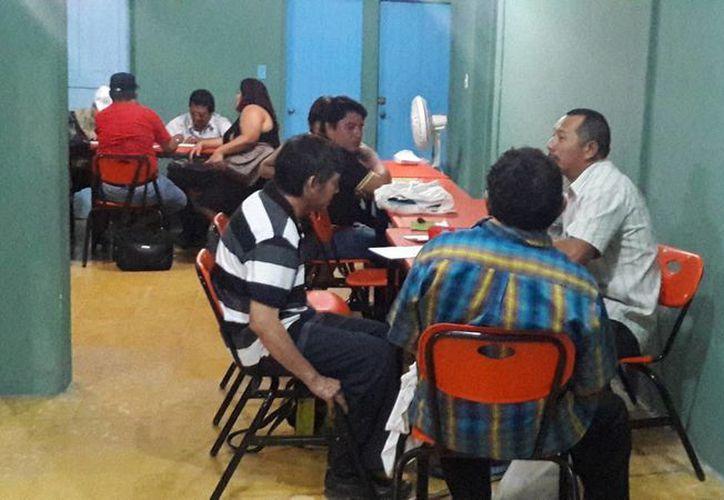 La semana pasada participaron en los foros de consulta ciudadana donde plasmaron la situación de la Ley. (Eddy Bonilla/ SIPSE)