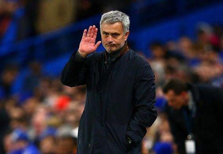Mourinho y Ranieri serán los entrenadores del partido Soccer Aid, que busca recaudar dinero para la Unicef.(AP)