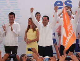 Llama Mauricio Vila a la conciliación, unidad y diálogo