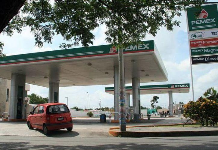 Empresarios del sector gasolinero expresaron que el mercado para la instalación de estaciones de servicio está saturado. (Archivo/SIPSE)
