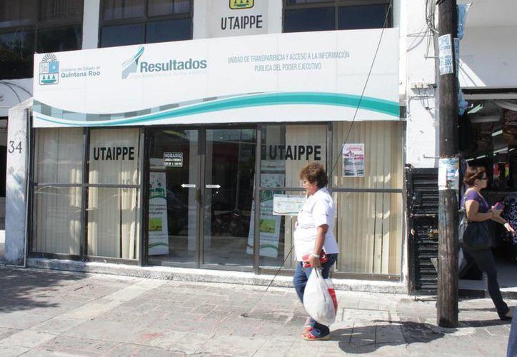 La atención en las oficinas gubernamentales no quedará paralizada, pues se ha dispuesto la implementación de guardias. (Francisco Sansores/SIPSE)