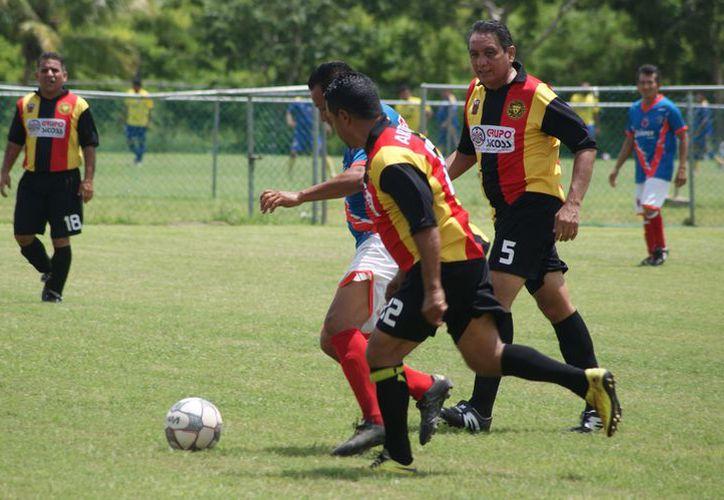Un par de goles tempraneros  del equipo Tapatío, lo llevó al triunfo. (Ángel Villegas/SIPSE)
