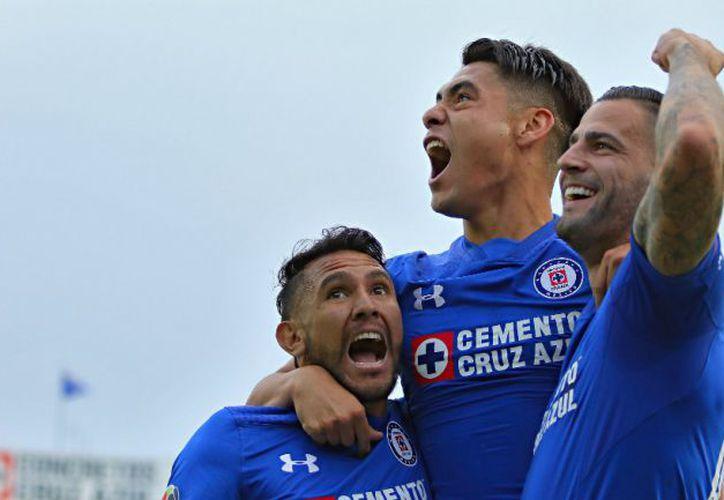 Cruz Azul regresó este lunes a los entrenamientos. (Imago7)