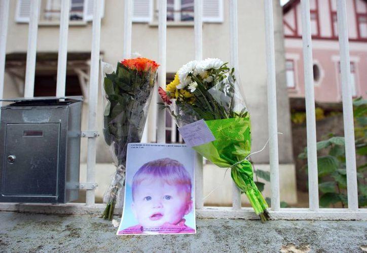 Bastien, de tres años de edad, murió en 2011 después de que papá lo metiera a la lavadora como castigo por sus travesuras en la escuela. (lefigaro.fr)