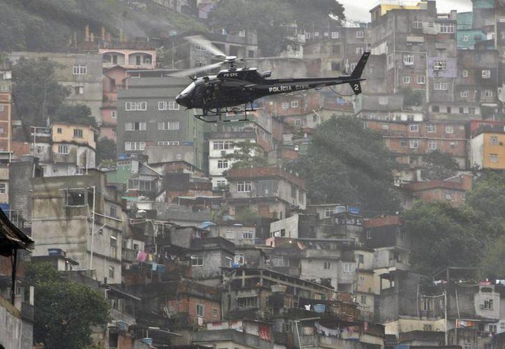 Facebook presenta en Río de Janeiro un proyecto para la promoción de empresas de favelas. (EFE/Archivo)