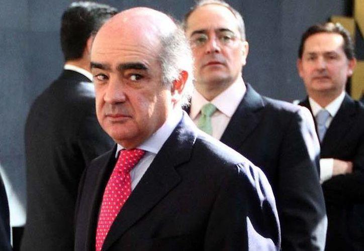 Luis Téllez trabajó en las administraciones de Ernesto Zedillo y Felipe Calderón, y estuvo en la BMV desde 2009 hasta hoy. (Foto de archivo de Notimex)