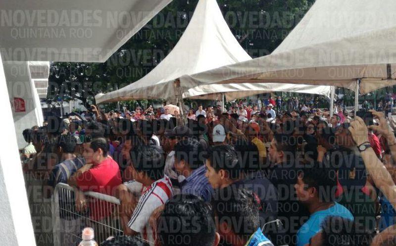 Alrededor de las 18 horas, inició el cierre de casillas de las elecciones 2018 de la zona norte del estado de Quintana Roo. (Redacción/ SIPSE)