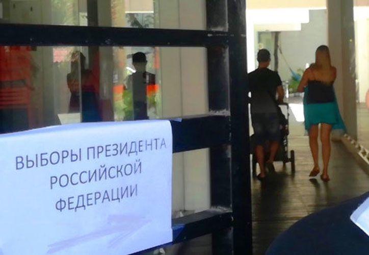 El módulo se instaló en un local de la avenida 10, entre calles 12 y 14. (Daniel Pacheco/SIPSE)