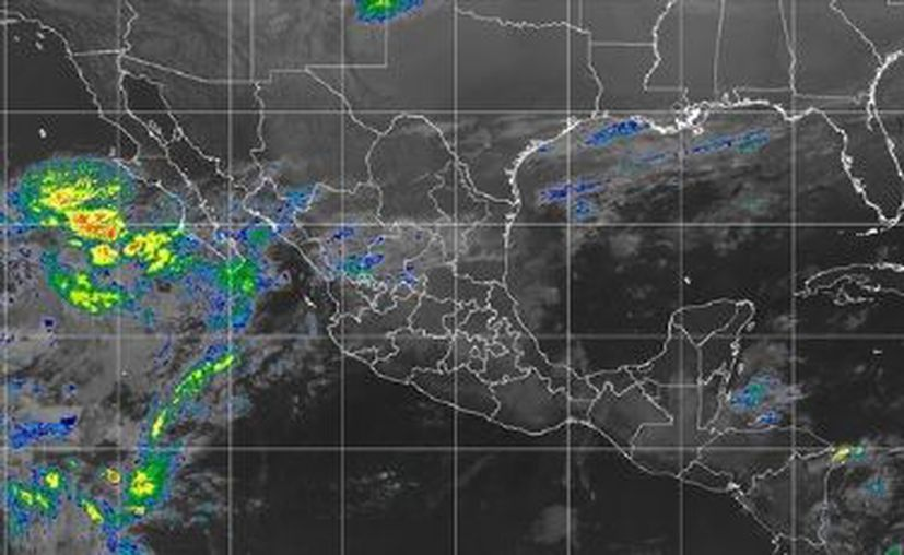 Para hoy se esperan chubascos por la tarde en Chetumal. (Conagua)