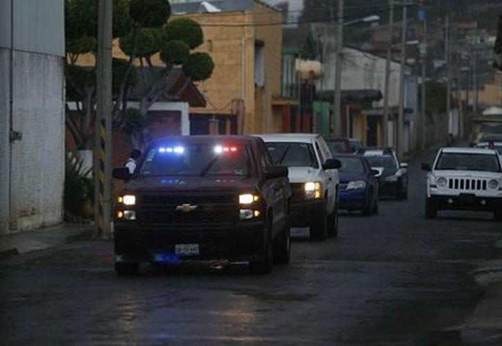 Uno de los líderes del Cártel Jalisco Nueva Generación fue abatido ayer por elementos de la Semar, en Puebla. (Milenio.com)