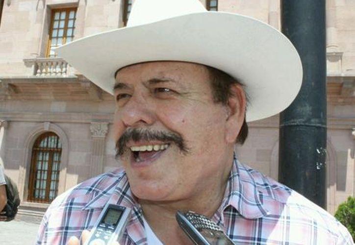 Armando Guadiana Tijerina, consejero y fundador de Claridad y Participación Ciudadana, A.C. (Milenio.com)