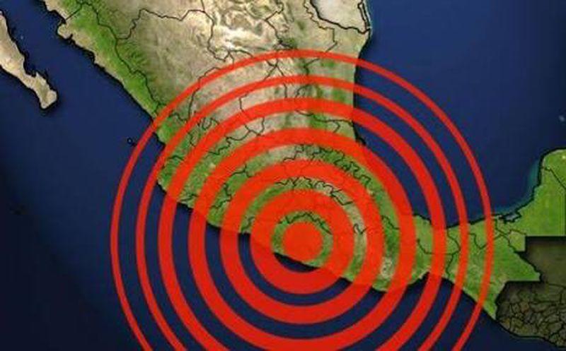 Un nuevo sismo se registra en CDMX