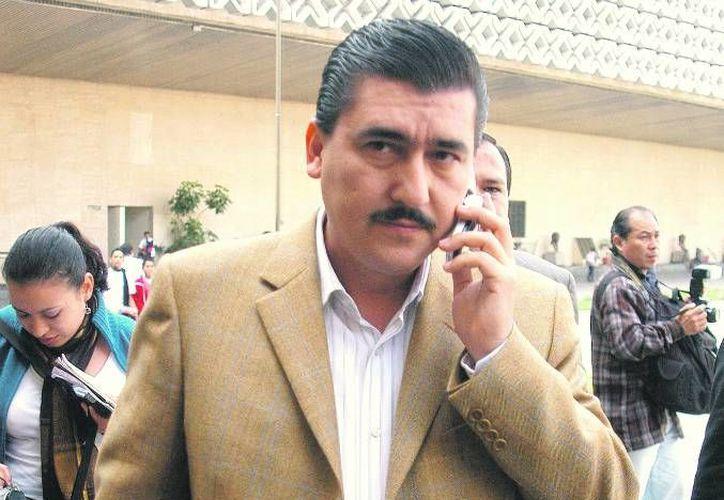 Silverio Cavazos, quien fue gobernador priista de Colima de 2005 a 2009, fue asesinado afuera de su casa en noviembre de 2010. (Archivo/Notimex)