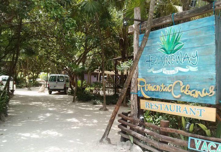 La gerente general del hotel Hemingway fue detenida ayer por el INM por carecer de permiso para laborar.  (Rossy López/SIPSE)