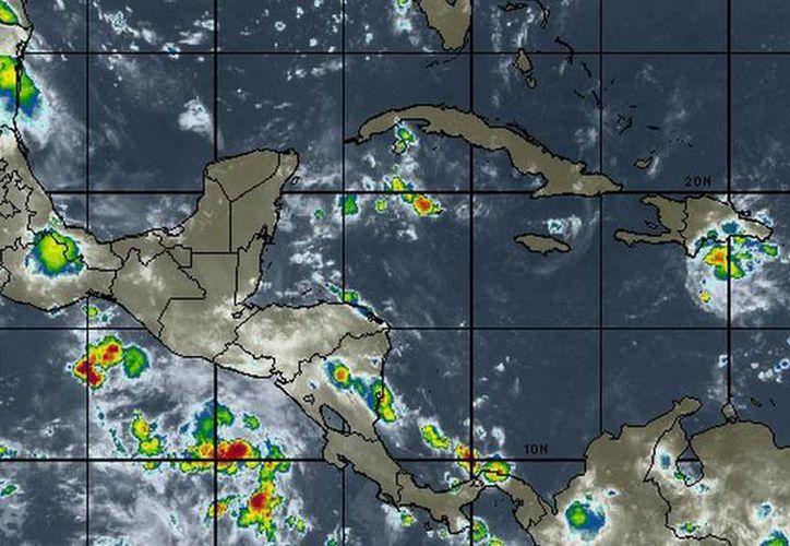 Las probabilidades de lluvia son del 80 por ciento. (Cortesía/SIPSE)