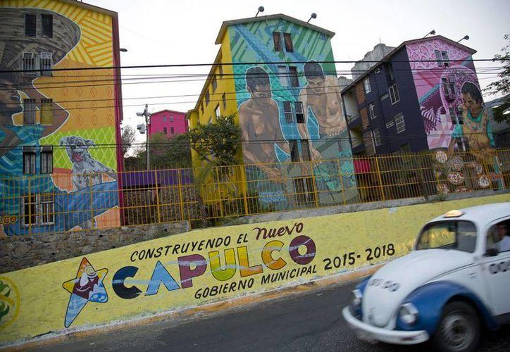 El aumento en los asesinatos ha hecho de Acapulco uno de los sitios más violentos de México. (AP)