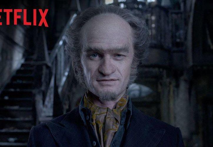 'Una serie de eventos desafortunados' temporada 1 estará en Netflix a partir de este enero. (Netflix)