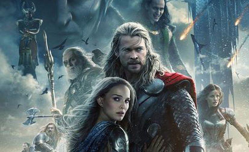 El sitio web de la película ofrece los dos posters y una galería muy completa del filme. (marvel.com)