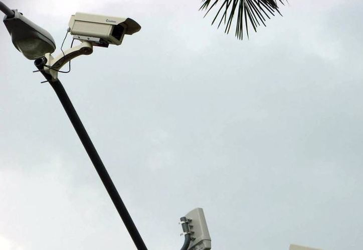 Parte de los recursos serán utilizados para la construcción de cámaras de vigilancia. (SIPSE)