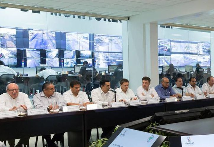 Empresarios y representantes educativos calificaron como un acierto la iniciativa de reforma a la Ley de Transporte del Estado propuesta por el Poder Ejecutivo y entregada al Congreso local el pasado fin de semana. (Foto cortesía del Gobierno estatal)