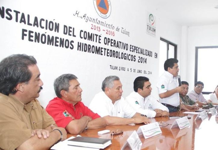 Las autoridades exhortaron a la población a seguir las medidas preventivas que se indiquen y a mantenerse informada. (Rossy López/SIPSE)