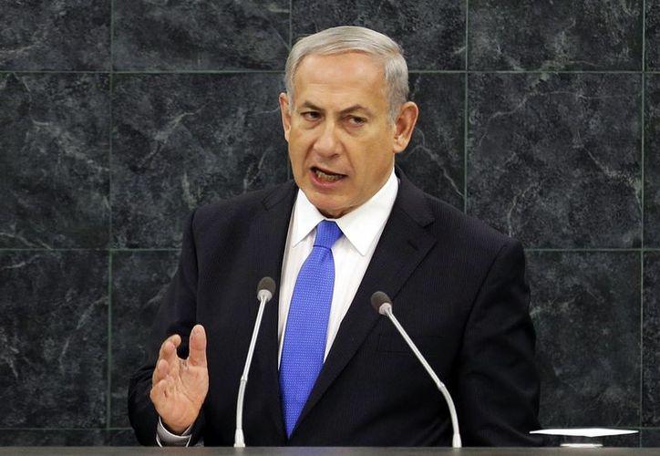 Netanyahu señaló que el acuerdo es un engaño de Irán a la comunidad internacional. (Agencias)