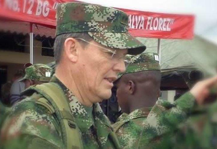 Rubén Darío Alzate fue capturado el pasado 16 de noviembre en la montañosa provincia de Chocó. (heranoticias.com)