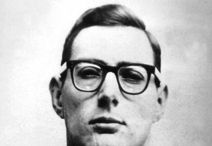 Imagen de archivo fechada el 22 de agosto de 1963 de Bruce Reynolds. (EFE)