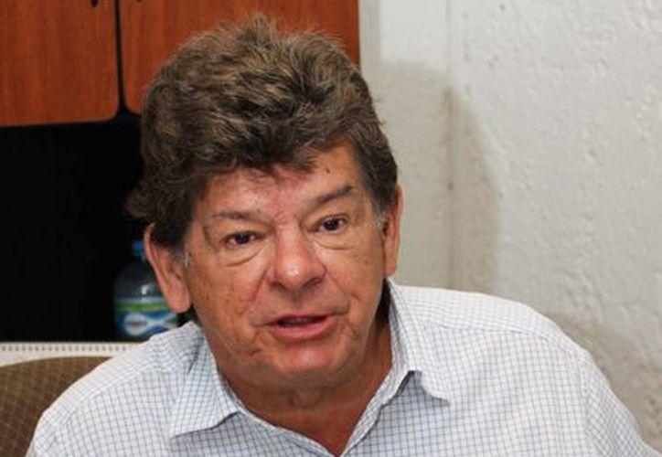 García Rocha exhortó a las autoridades a cumplir el pago como se debe. (Redacción/SIPSE)