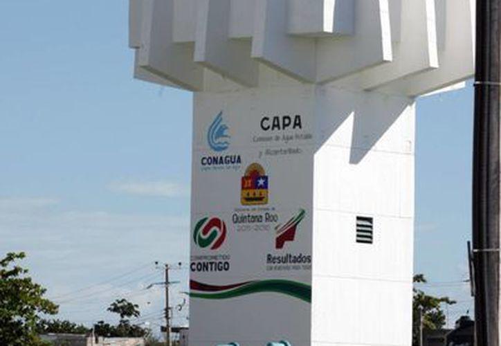 La CAPA cuenta con una cartera de 190 mil usuarios, de los cuales el municipio de Othón P. Blanco contabiliza 160 mil. (Juan Palma/SIPSE)