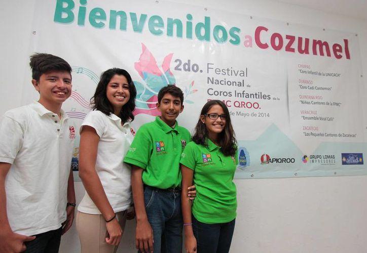 """Jóvenes por la Conservación participarán en la """"Cuarta Semana de la Diversidad Biológica"""". (Julian Miranda/SIPSE)"""